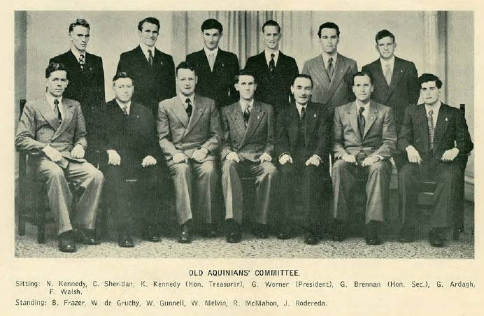1950 Old Boys Committee